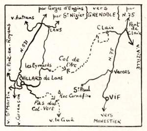 HORS DES CHEMINS BATTUS —La Traversée du Col de l'Arc (1743 m)… à vélo !
