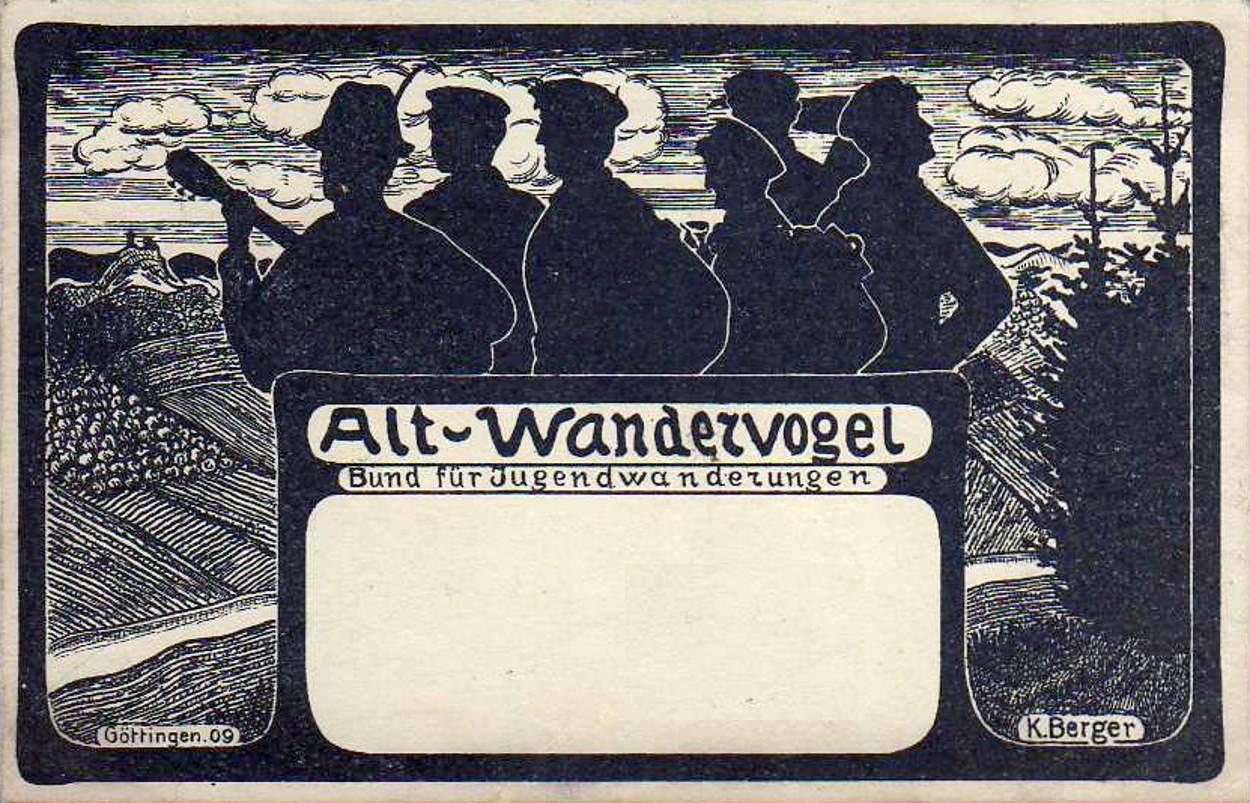 Groupe de Wandervogel - Editions-ACE
