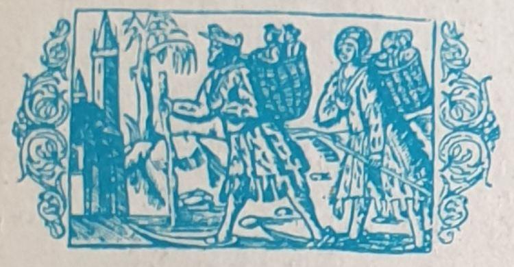 Chronique Scandinave d'Olaus », Magnus, 1553