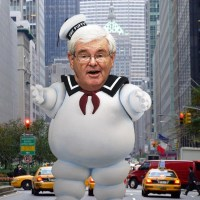 Newt Gingrich---Windbag Extraordinare