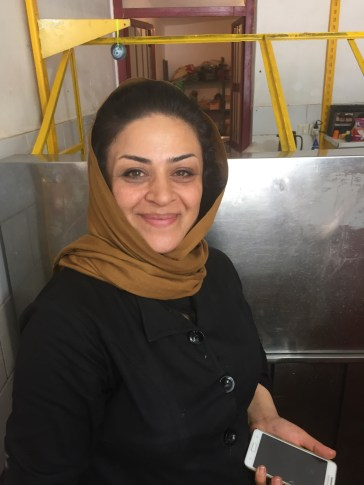Best stew in Iran from this lady in Shahdad!