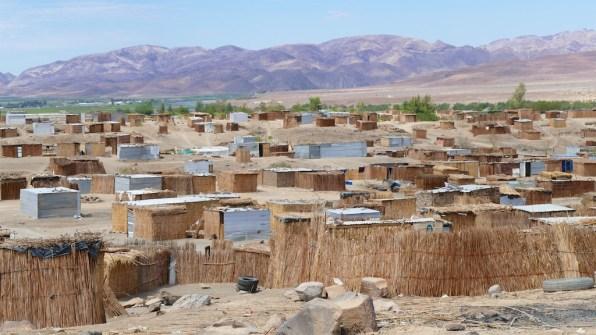 Desert township