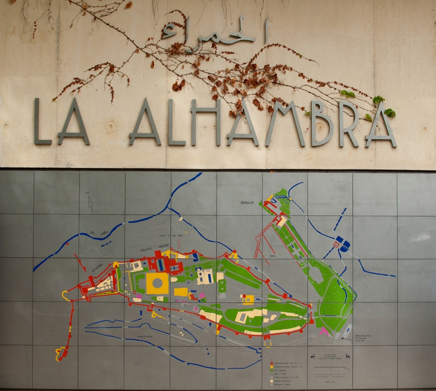 Great 8 day spain roadtrip itinerary - Granada