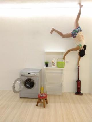 upside down museum borneo