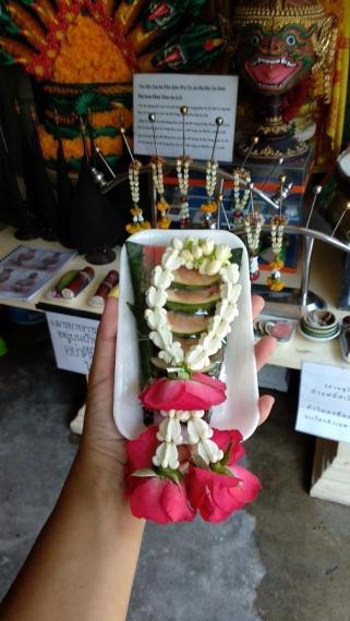 sak yant offering