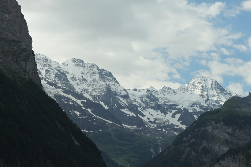 Swiss Alps Lauterbrunnen