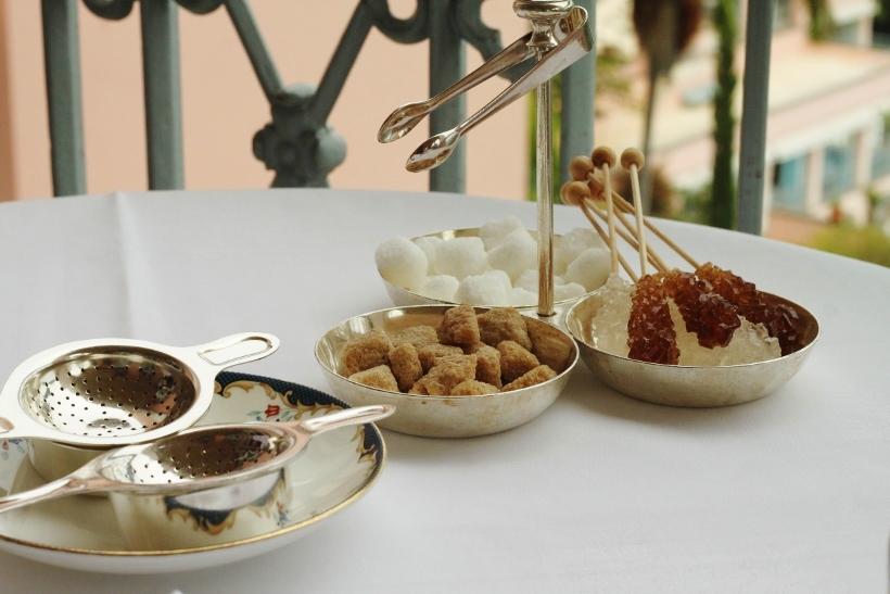 afternoon tea reids palace funchal