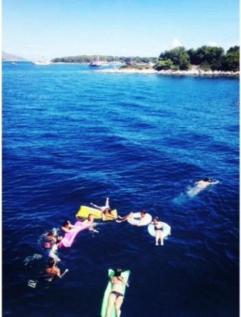 croatia swimming