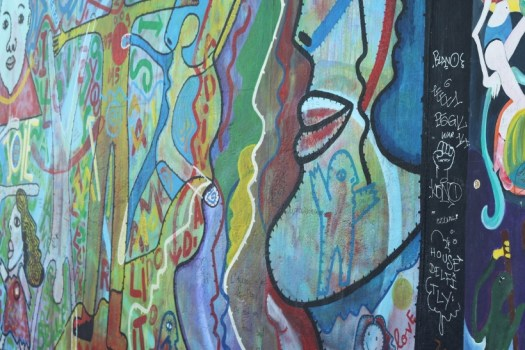 East Side Gallery Painting