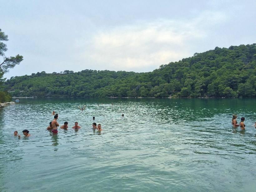 National Park Mljet Lake