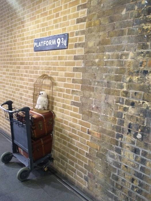 harry potter reasons to visit london