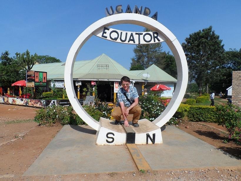 travelling uganda