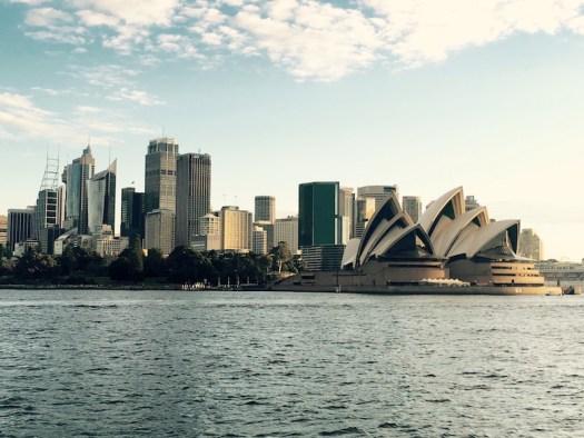 best panoramic view sydney