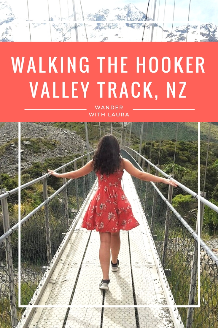 Hooker Valley Track, Mount Cook and Stargazing | Wander with Laura
