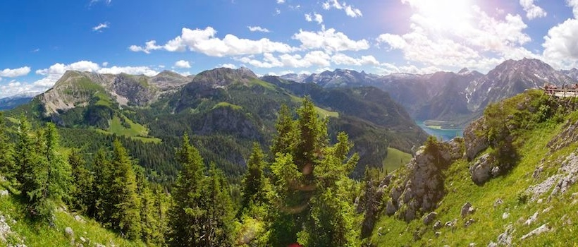 Bavaria countryside