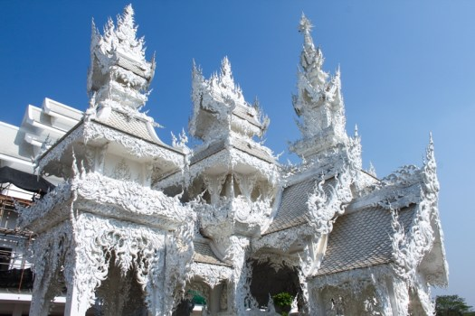 How to get to the White Temple
