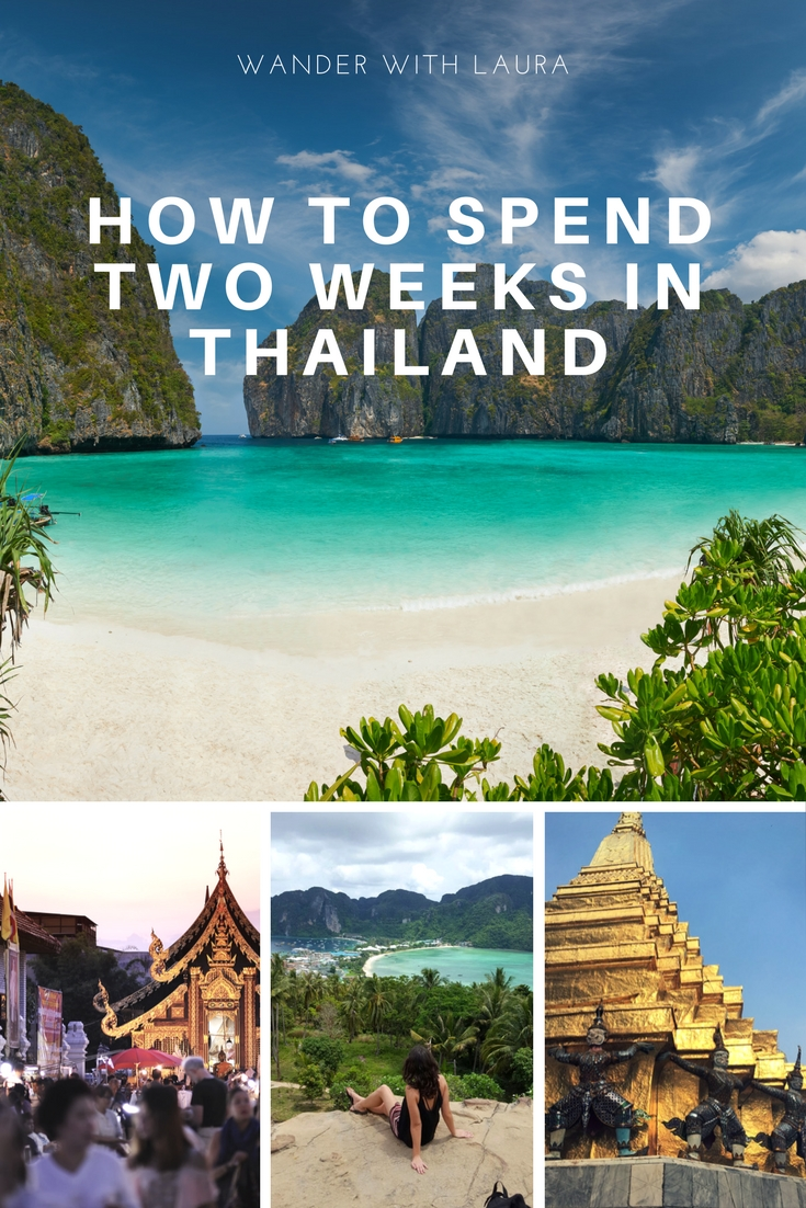 How to spend two weeks in Thailand