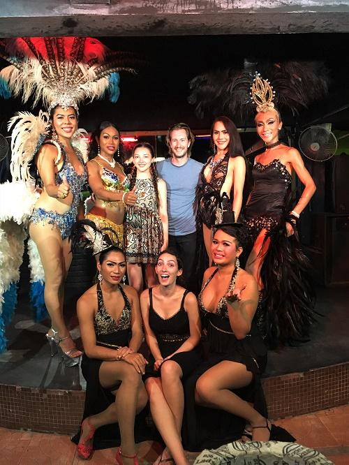 Ladyboy show Phuket