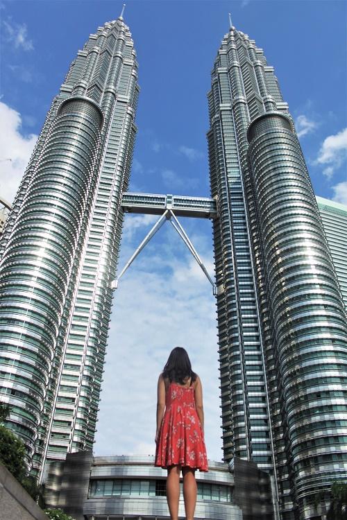 kuala lumpar petronas towers
