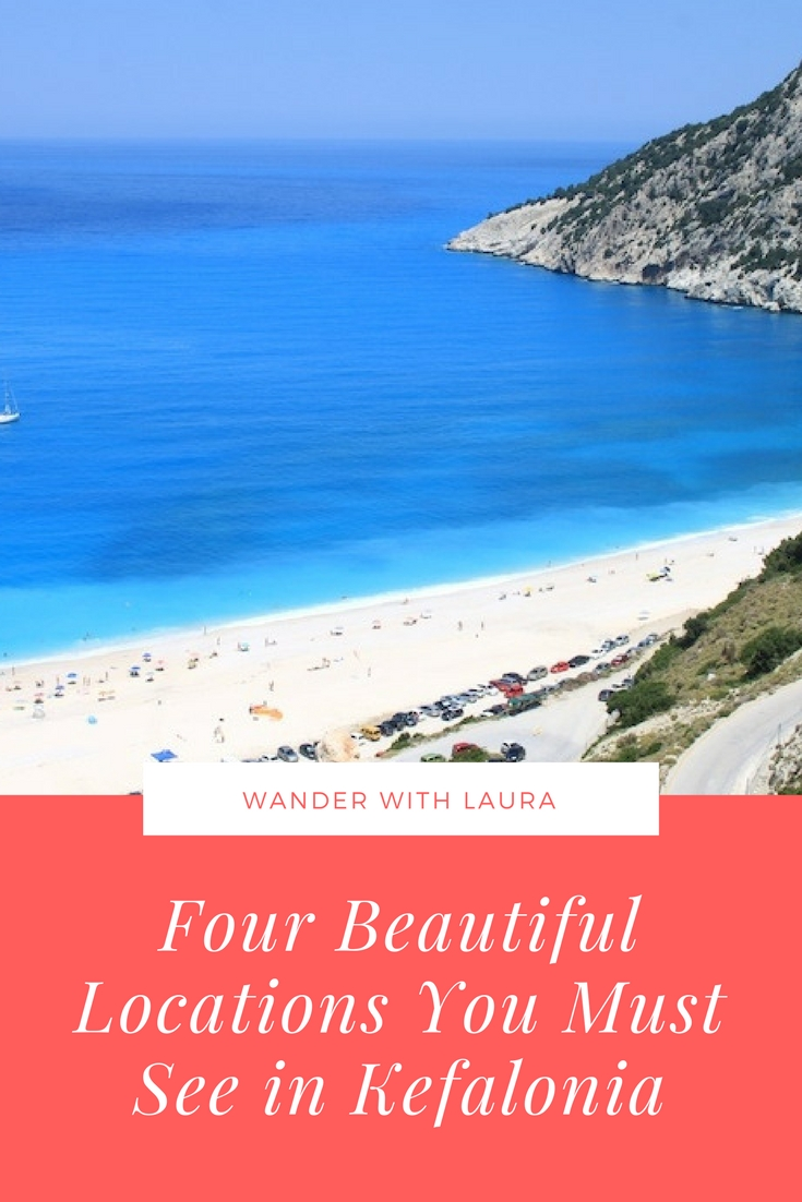 Four Most Beautiful Locations in Kefalonia