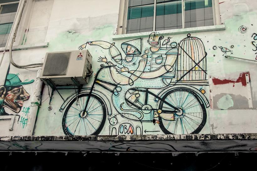3A Station Street Art