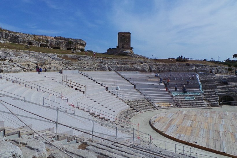 Syracuse Greek Theatre