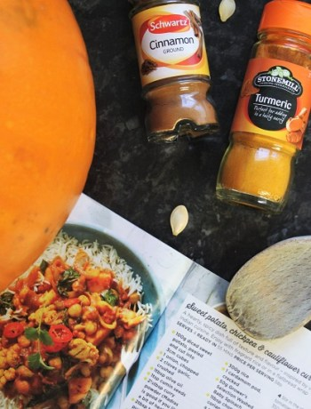 vegetarian cooking autumn