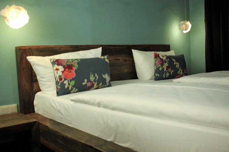 Almodovar Hotel Room