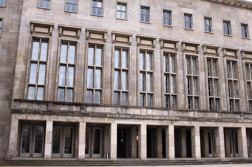 Nazi Luftwaffe Building