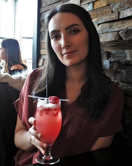 UK travel blogger