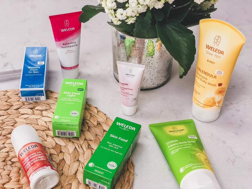 Welda sustainable beauty products
