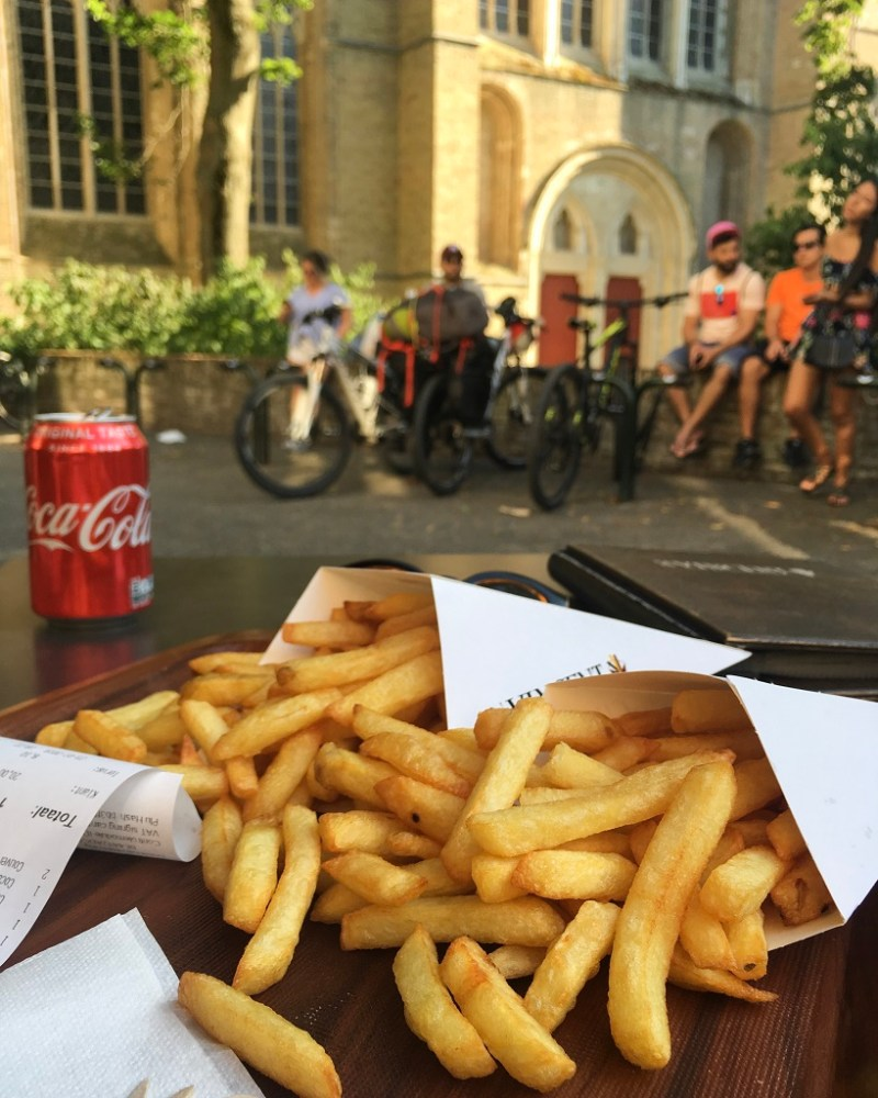 Chez Vincent chips