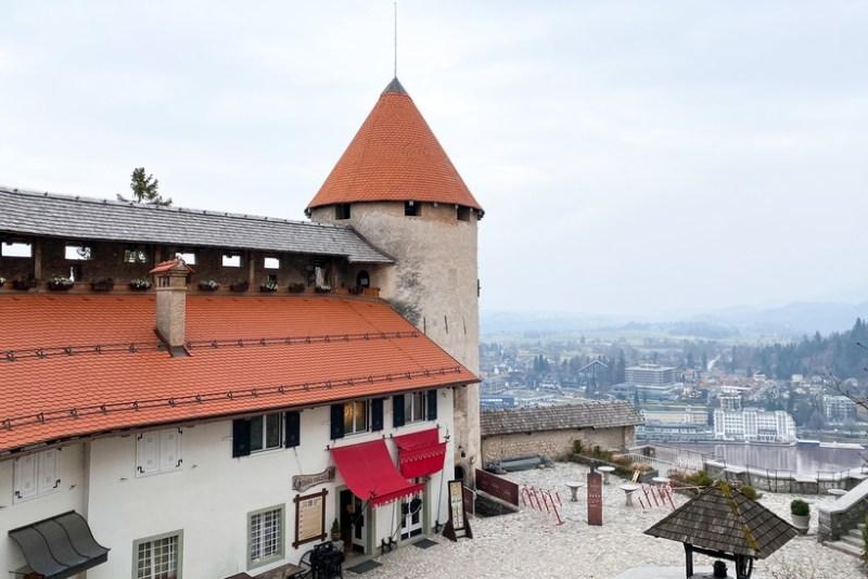 Bled Castle Slovenia