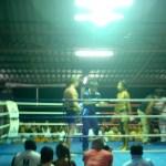 Muay Thai on Ko Tao