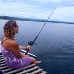 Fishing in Bocas del Toro
