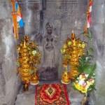 Hidden altar in Angkor Wat