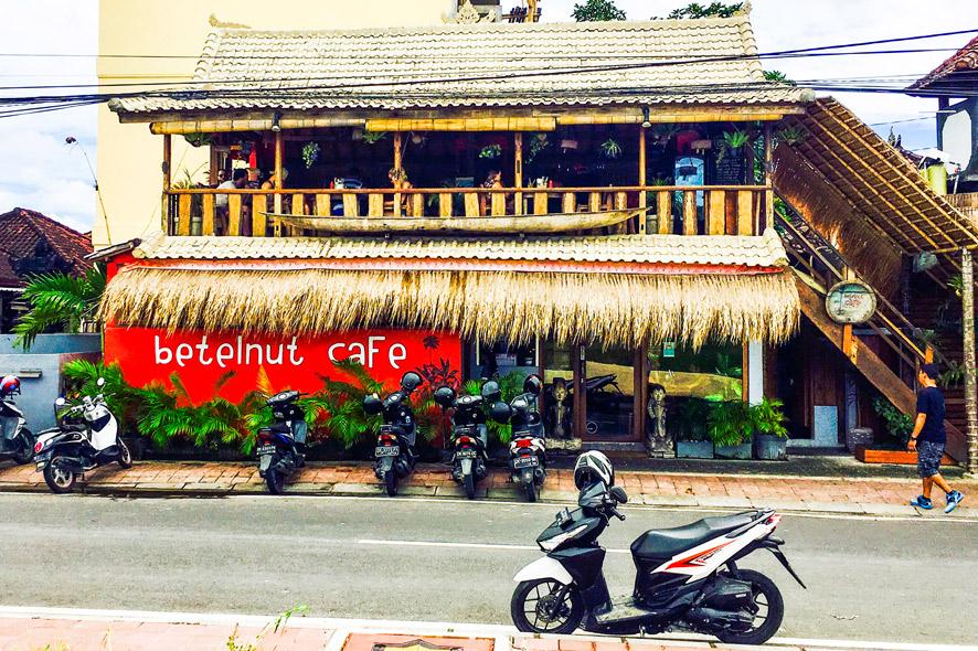 Organic Café Paradise in Canguu Bali - Wander With Us