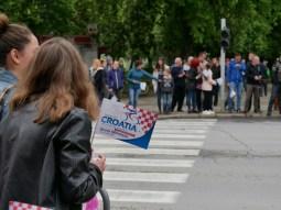 Tour of Croatia - das Radrennen in Kroatien und wir mittendrin. Tandemwertung: Check!