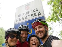 Hallo Kroatien!