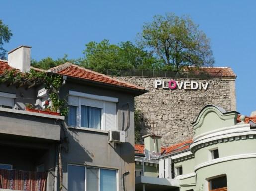 Plovdiv - Europäische Kulturhauptstadt 2019.