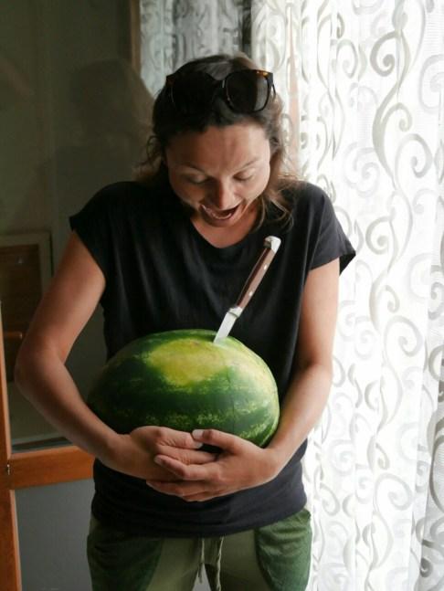 Wer liebt Wassermelonen? // Who loves water melon?