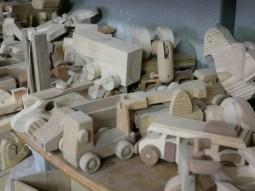 Handgemachtes Holzspielzeug. // Handmade wooden toys.