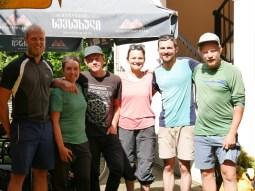 Martin, Aminda, Viktor, Antonia, Daniel und Daniel:)