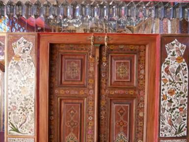 Sheki Khan Winterpalast// Sheki Khan winter palace.