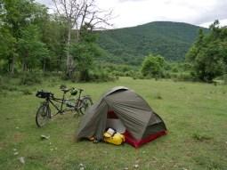 Dschungelcam in Azerbaidschan.// Jungle Camp in Azeraidschan.