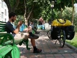 Iraner lieben Pärke.// Iranians love parks.