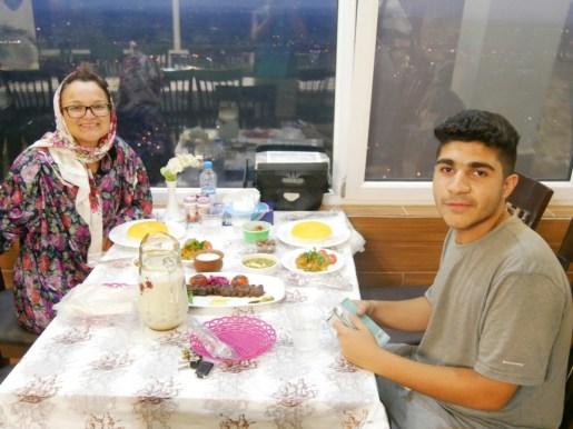 Antonia und Ali.