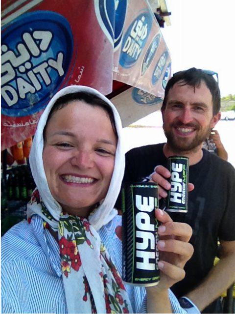 Wir bekommen einen Energydrink geschenkt und sind: Hype!// We get an energy drink as a present and are hype!