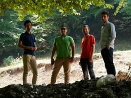 Mohammed, Hossein, Daniel, Ali.