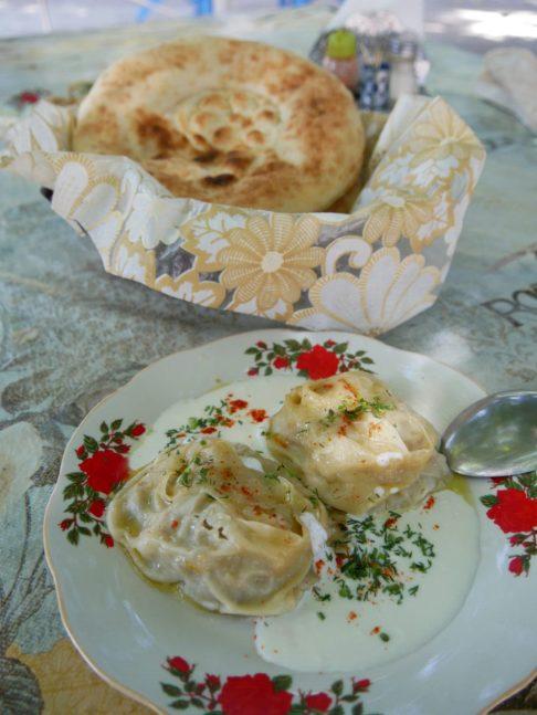 Dushanbe to Kala-i-Khumb .Mante.
